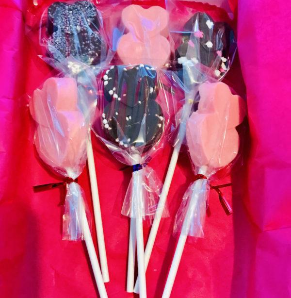 Valentines Lollipops Hippychick
