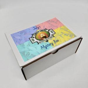 July mystery box