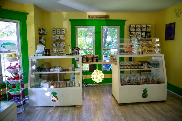 Pineapple Boutique in Maine